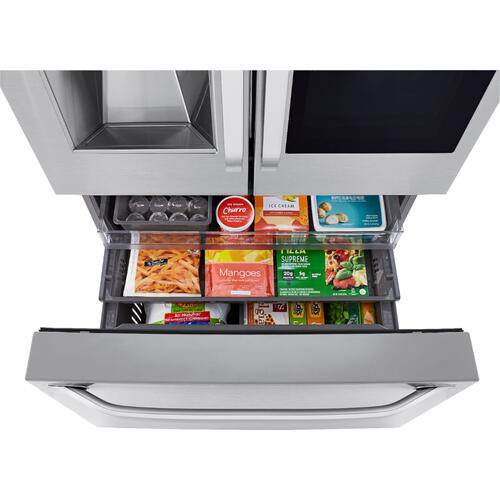 Packages - Ultra Premium LG Studio Kitchen Package with Fingerprint Resistant Stainless Steel Finish & Craft Ice Refrigerator - Before $1,000 Rebate