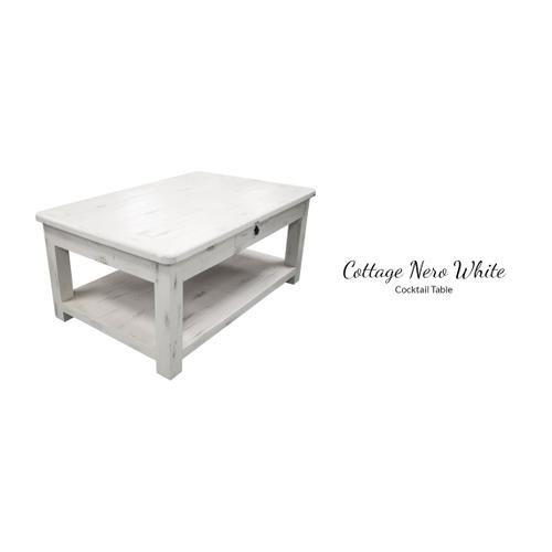 Gallery - Cottage Nero White Coffee Table