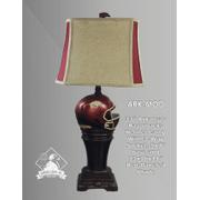 Arkansas Razorback Helmet Lamp Product Image