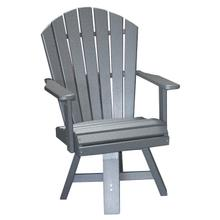 "20"" Classic Swivel Dining Chair"