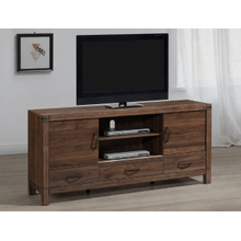 Belmont Rustic TV Stand with 3 Drawers and 2 Doors  (b3100-7,75166)