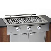 "48"" Rockwell by Caliber Social Grill Built-In natural gas"