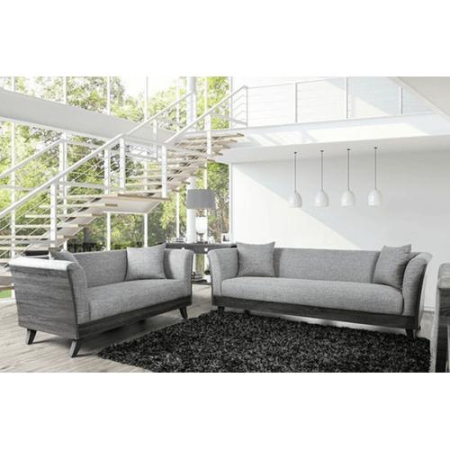 Cailin Sofa and Love Seat