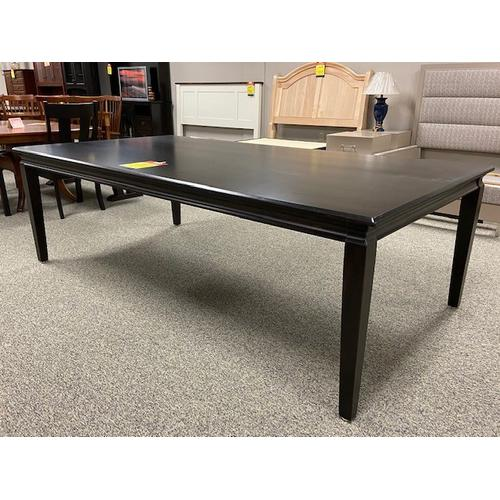 Amish Craftsman - 50x96 Solid Top Table