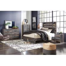 Drystan 6pc Queen Panel Bedroom Set