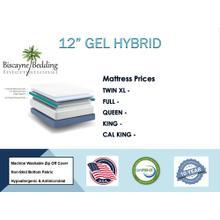 "See Details - 12"" Gel Hybrid"