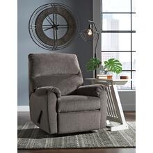 Nerviano Wall Recliner - Gray