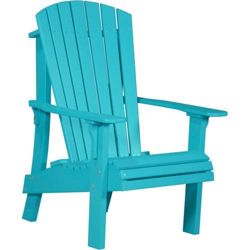 Royal Adirondack Chair Aruba Blue