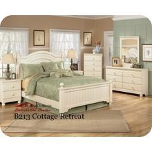 Ashley B213 Cottage Retreat Bedroom set Houston Texas USA Aztec Furniture