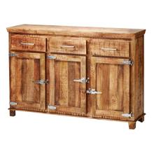 Reclaimed Icebox Sideboard