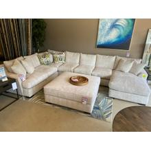 View Product - 495 Sectional $3699 & XL Ottoman(sold separately) $799