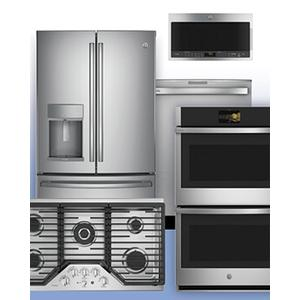 GE PROFILE - Bring Home Innovation Rebate. Get up to $2,000 on Select GE Profile Applainces. See 5-Pc Example.