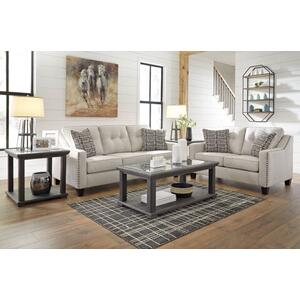 Marrero- Fog Sofa and Loveseat