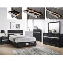 See Details - Crown Mark Regata Queen Bedroom