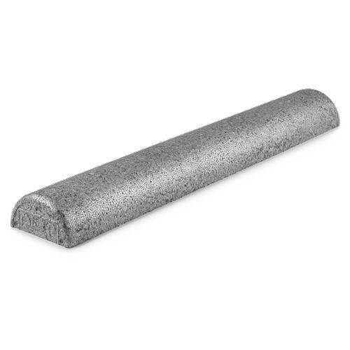 """Silver AXIS Standard Foam Roller - Half 36""""x3"""""""