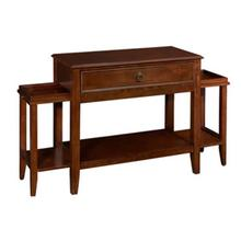 Powell Furniture Bloomfield Cherry Extension Console