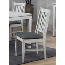 See Details - E.C.I. Summer Winds Mission Style Back Chair