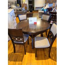 CLEARANCE Classic Gia 5 pc Dining Set