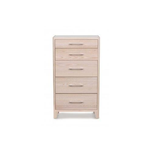 CONTOUR 5 DRAWER IN ASH CHEST