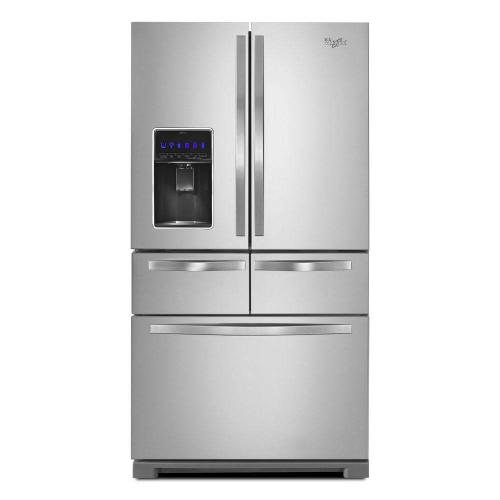 Whirlpool 26.0CF Stainless Steel French Door