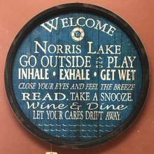 Welcome to Norris Lake Barrel End