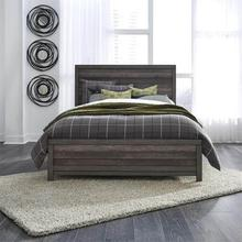 See Details - Tanners Creek Queen Headboard and Footboard