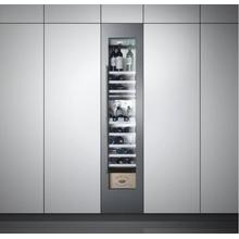 "CLOSEOUT SPECIAL!  18"" Fully Integrated Dual Zone Wine Cellar - Includes Stainless Steel Door Panel - Showroom Display Unit with Full Manufacturer Warranty - RW414760  SN#8807100021"