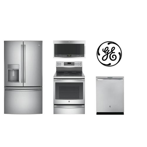 GE Profile Electric Package