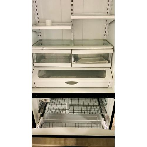 USED- 20 cu. ft. Cabinet-Depth French Door Refrigerator  Refrigeration  FD3SS36-U SERIAL #16