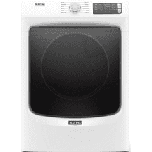 See Details - Front Load Electric Dryer with Extra Power and Quick Dry Cycle - 7.3 cu. ft.