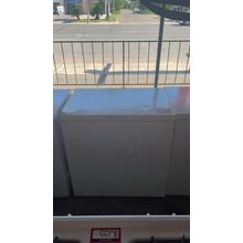 See Details - Frigidaire Chest Freezer in White