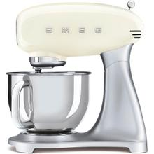 See Details - Smeg 50s Retro Style Design Aesthetic Stand Mixer, Cream