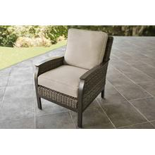 Agio International Trenton Deep Seating Patio Chair