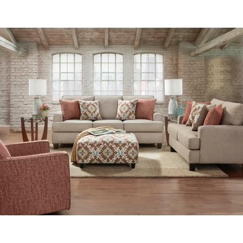 Quinn Twilight Sofa & Loveseat