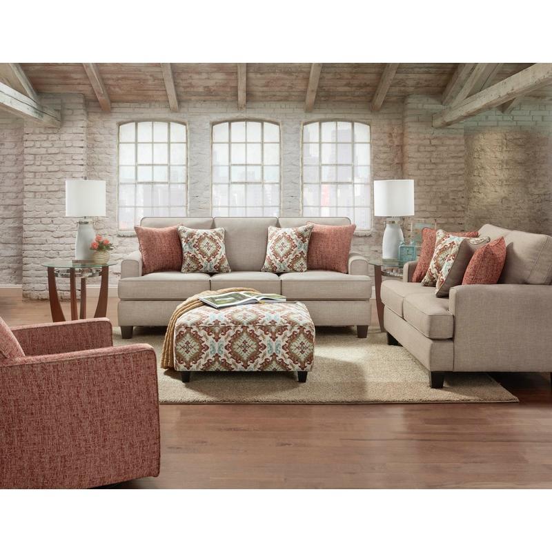 View Product - Quinn Twilight Sofa & Loveseat