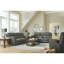 View Product - Reclining Loveseat with Console #1009