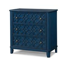 Bachelor Chest in Blue