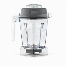 Vitamix 15255 Tritan Copolyester Containers with Wet Blade and Lid