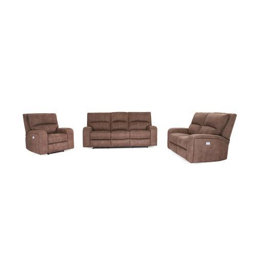 Power Headrest Power Reclining Sofa