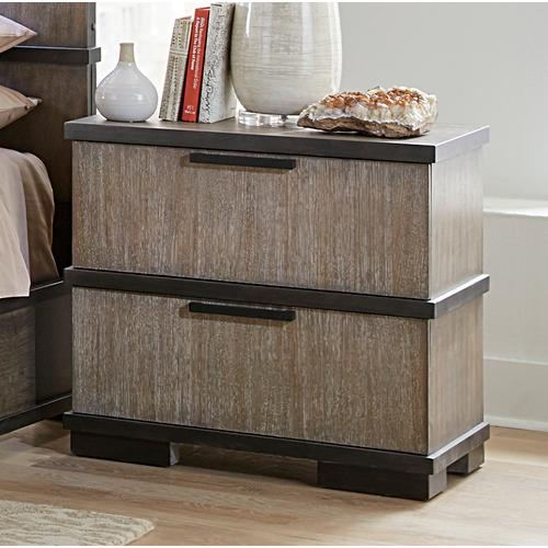 Lifestyle - LIFESTYLE C8449A-025 Brock Forge Night Stand