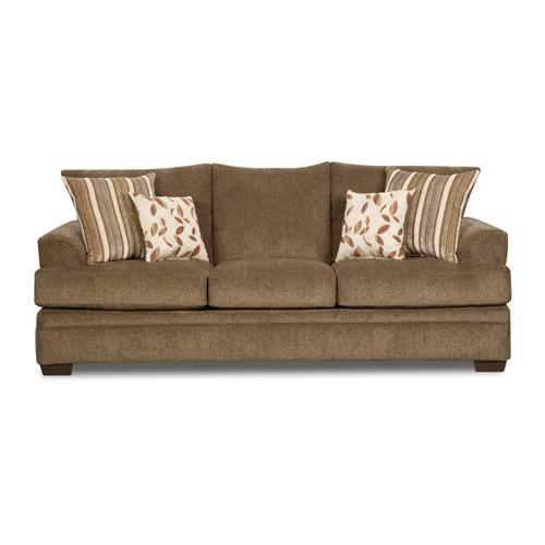 3650 Cornell Cocoa Sofa Only