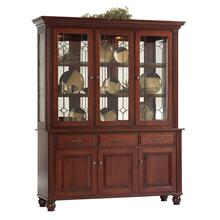 Hampton Three Door Hutch