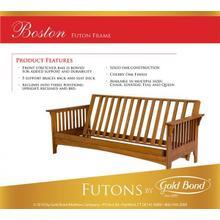 Boston Futon Frame