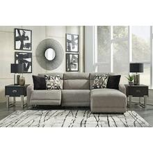 CLEARANCE Colleyville Power 3pc Sectional