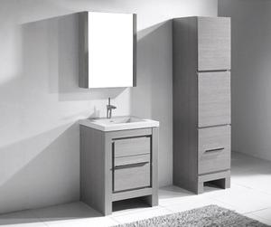 """VICENZA 23-5/8"""" VANITY ONLY - ASH GREY Product Image"""