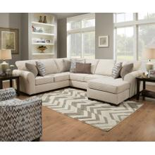 1657 Boston Linen Sectional