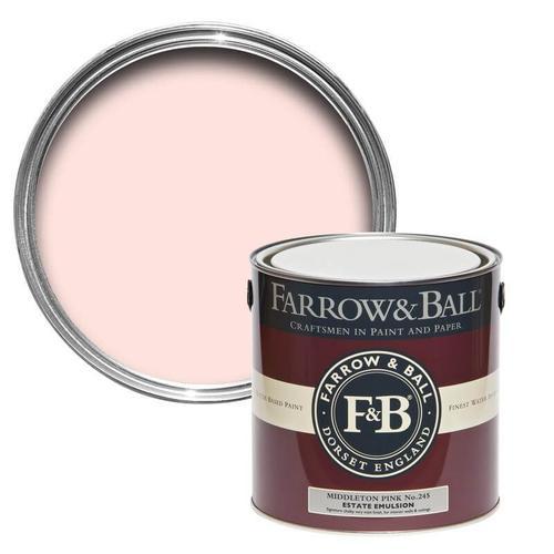 Farrow & Ball - Middleton Pink No.245
