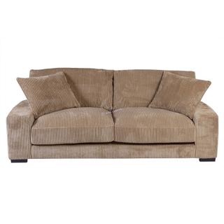 See Details - Big Chill Tan Sofa