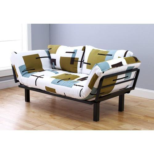 "Kodiak Furniture - Spacely Frame in Black ""Reconstruction"" Fabric"