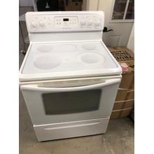 See Details - Used Frigidaire Smoothtop Electric Range